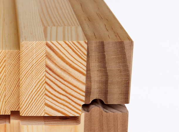 Westbury use combinations of Larch, Accoya and European Redwood in making stunning timber windows and doors