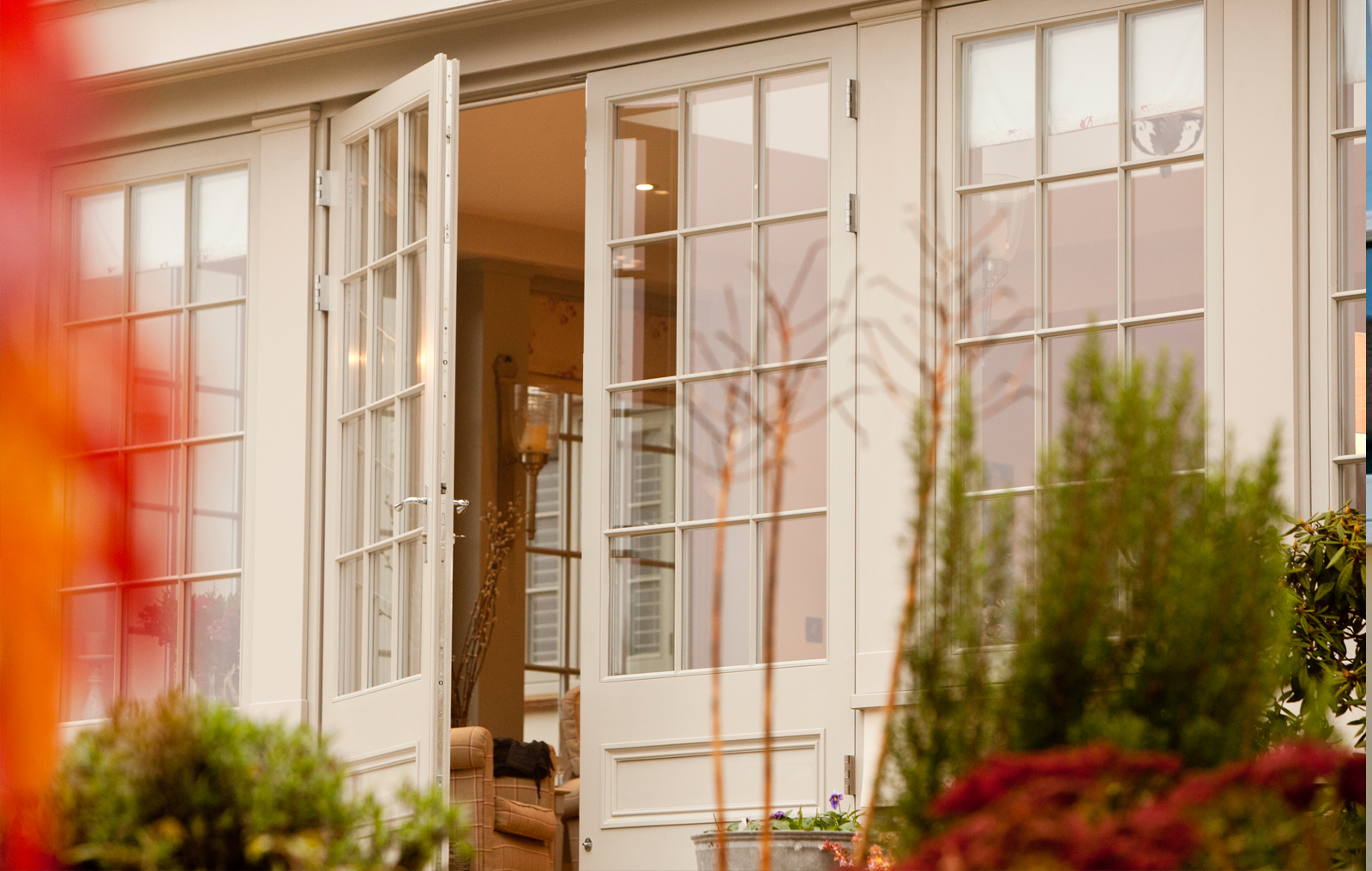 French doors westbury windows joinery for Inward opening french doors