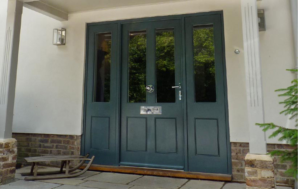 entrance door paint colour