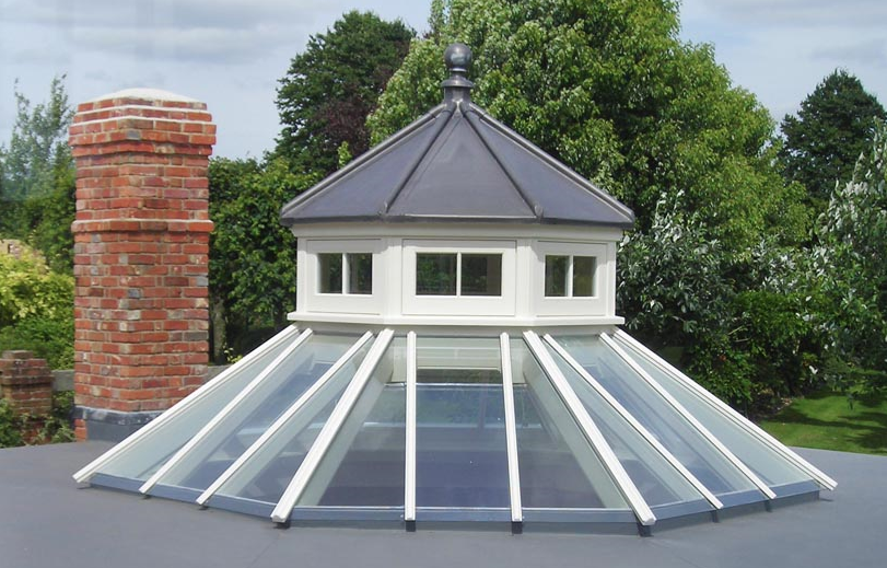 Westbury Joinery Roof Lantern 1