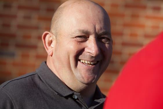 Andy Butler - Westbury
